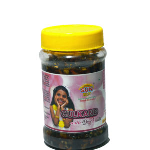 GULKAND WITH DRY FRUITS - 250g MRP - 130