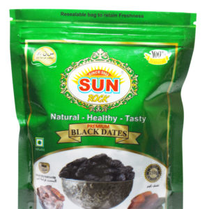 SR PREMIUM BLACK DATES - 250g MRP - 98